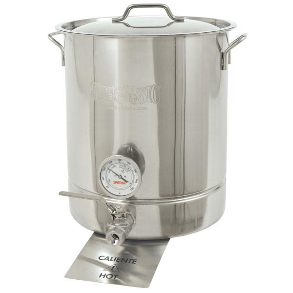 Bayou Classic 16 Gallon 4-Piece Brew Kettle