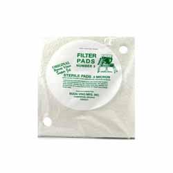 #3 Super Sterile Filter Pad for Super Jet Filter, .5 micons