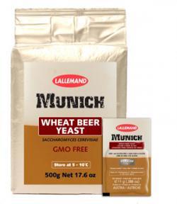 Dry Yeast - Munich Wheat Beer (11 g)