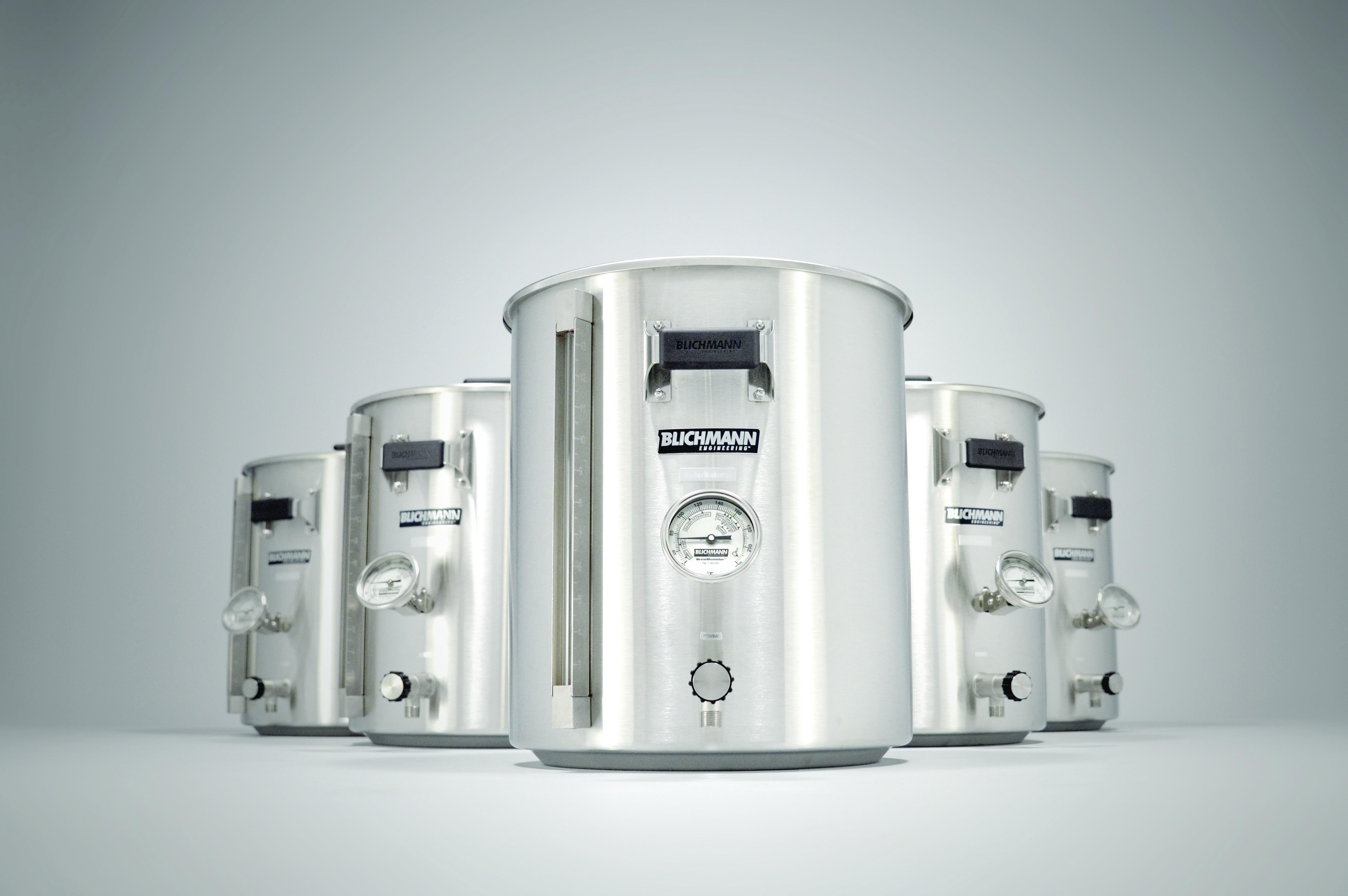 BoilerMaker??? G2 55 gal Brew Pot by Blichmann Engineering???