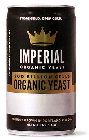 Imperial Organic Yeast - Darkness