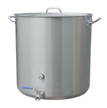 26 Gallon Heavy Duty Stainless Brew Kettle