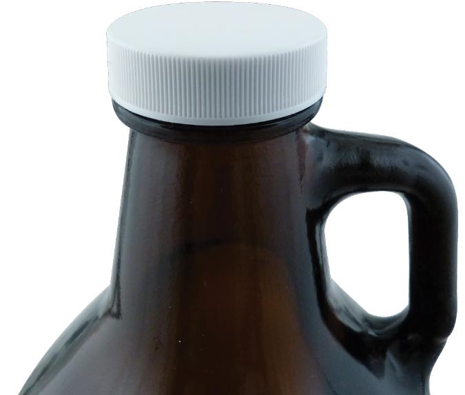 Plastic 1 Gallon Jar Cap