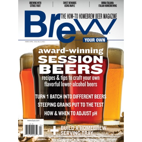 Get a Free Trial Issue of Brew Your Own