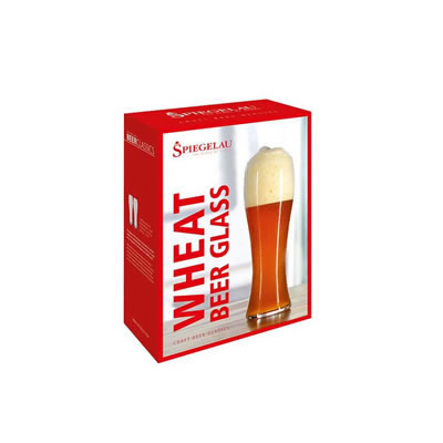 SPIEGELAU Wheat Beer Glass - 2 Pack