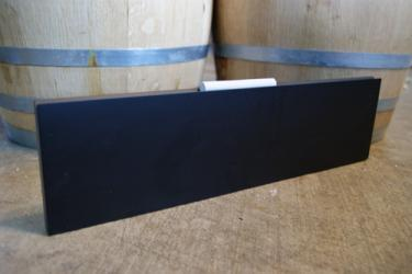 Chalkboard Beer Menu Board - Black