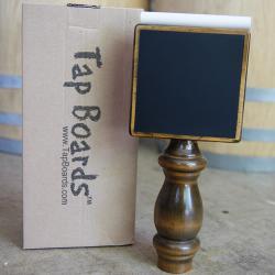 Homebrew Chalkboard Tap Handle