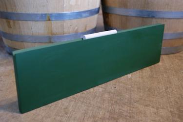 Chalkboard Beer Menu Board - Green