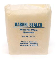 Barrel Wax Sealer