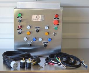 30a BCS Control Panel, 2 elements