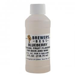 Blueberry Flavoring, 4 fl oz.