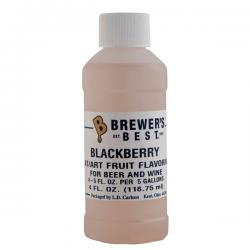 Blackberry Flavoring, 4 fl oz.