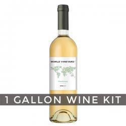 Australian Chardonnay, World Vineyard 1 Gallon Wine Kit