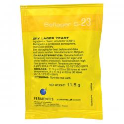 Saflager S-23 Lager Yeast
