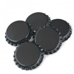 Black Crown Caps O2 Barrier, 144 ct.