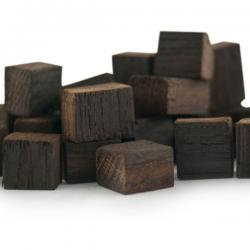 French Oak Cubes Heavy Toast, 3 oz.