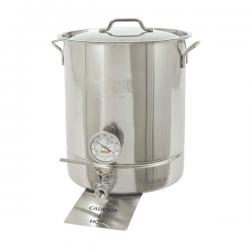 Bayou Classic 10 Gallon 4-Piece Brew Kettle