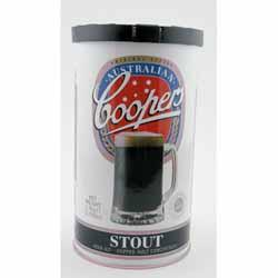 Coopers Stout Kit, 3.75 lbs.