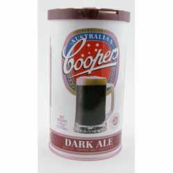 Coopers Classic Dark Ale Kit 3.75 lb.