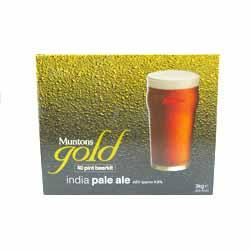 Muntons Gold India Pale Ale Kit