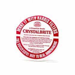 Crystalbrite Filter Pads, 5 Pack