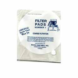 #1 Coarse Filter Pad Mini Jet