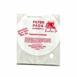 #2 Sterile Filter Pad Mini Jet