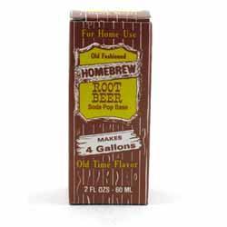 Homebrew Root Beer Extract, 2 oz