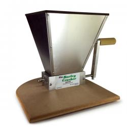 Barley Crusher Malt Mill - 15 lb. Hopper