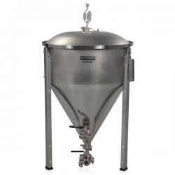 Blichmann 27 Gallon Conical Fermenator Tri-Clamp Fittings