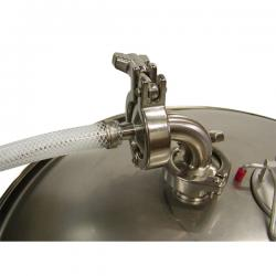 Blow-Off Assembly for Tri-Clamp Fermenator, Blichmann Engineering