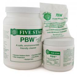 PBW - Powdered Brewery Wash - 4 lbs.