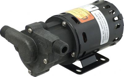 Chugger Pump With High Temperature Polysulfone Head