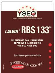 RBS 133 Dry Wine Yeast (500 g)