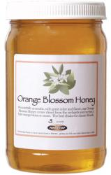 Orange Blossom Honey (3 lbs)