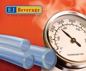 High Temp Tubing - PVC Free - 1/2 in ID