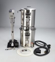 Blichmann BrewEasy??? Electric 120 v Turnkey Kit - 5 Gallon