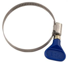 Butterfly Tubing Clamp (Large) - Fits 2 3/8