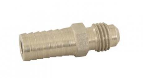 Flare Fitting - 1/4'' Male Flare x 5/16'' Barb