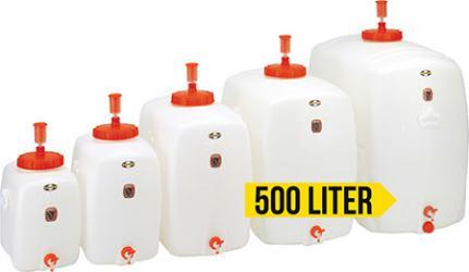 Speidel Plastic Storage - 500 l (132 gal)