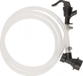 Antimicrobial Beer Tubing Assembly - Ball Lock
