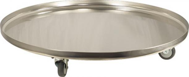 Stainless Steel Roll Pan for Mash Removal - 200L Braumeister