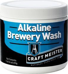Craft Meister Alkaline Brewery Wash - 1 lb