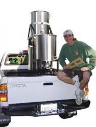 Kit (All-Grain)  -  Jason Breatt's Honey Stout - Unmilled (Base Malts Only)