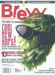 Brew Your Own - One Year Subscription