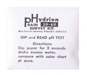 pH 3-6 Strips