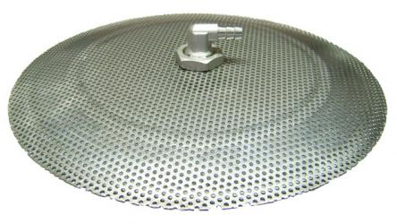 Stainless Steel Domed False Bottom (9