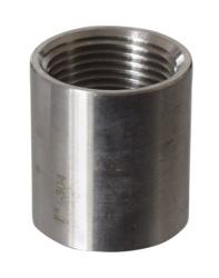 Stainless - Full Coupler (1 in.)