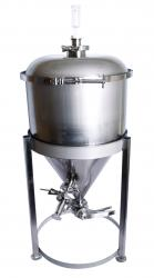 27 Gallon Stainless Conical Fermenter