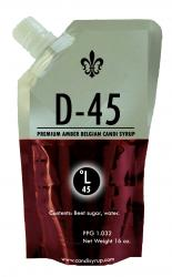 D-45 Belgian Candi Syrup